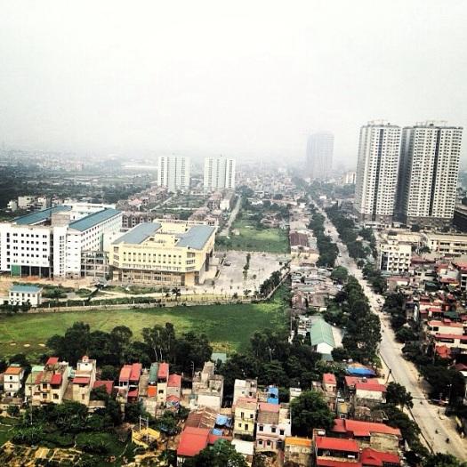 Ngoại thành phố cổ Hà Nội