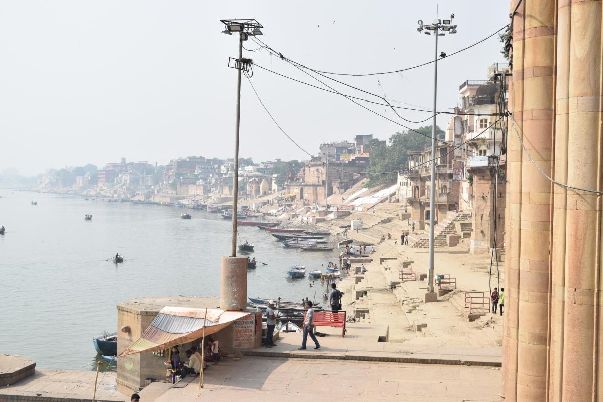 Varanasi thành phố dị thường