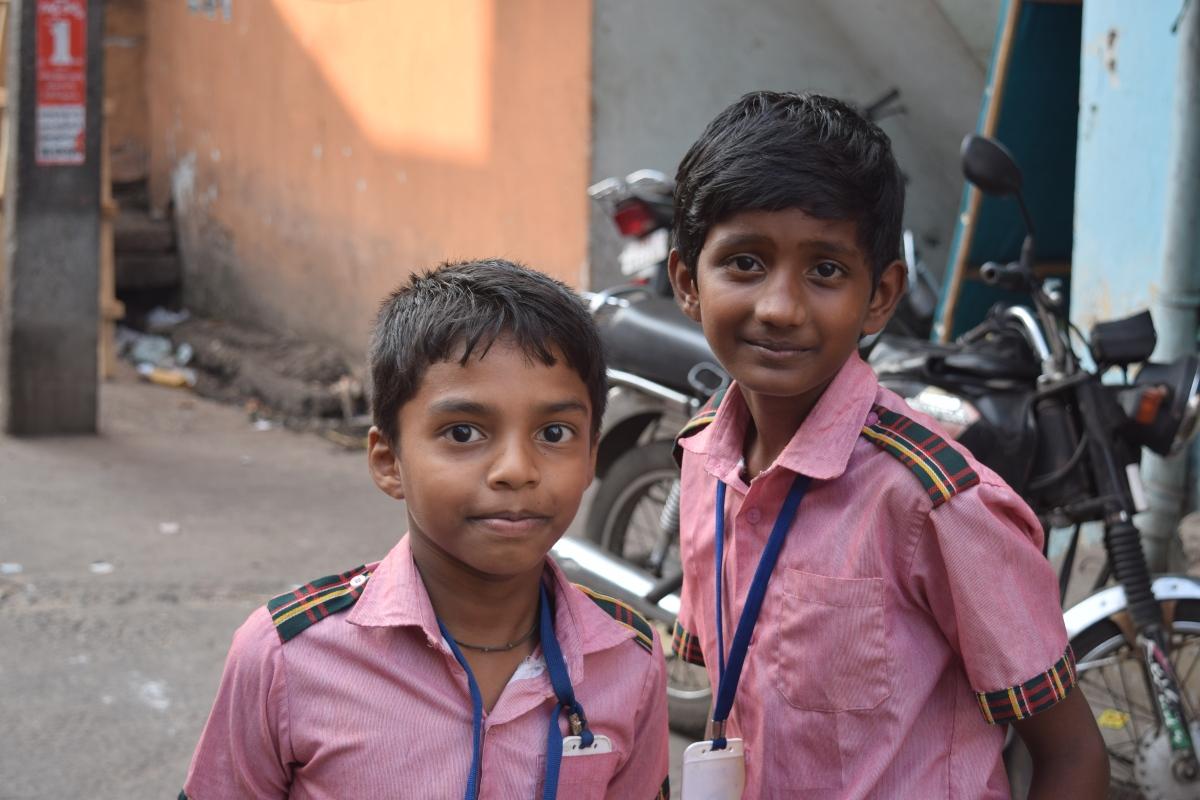 Người dân xứ Ấn - Visakhapatnam