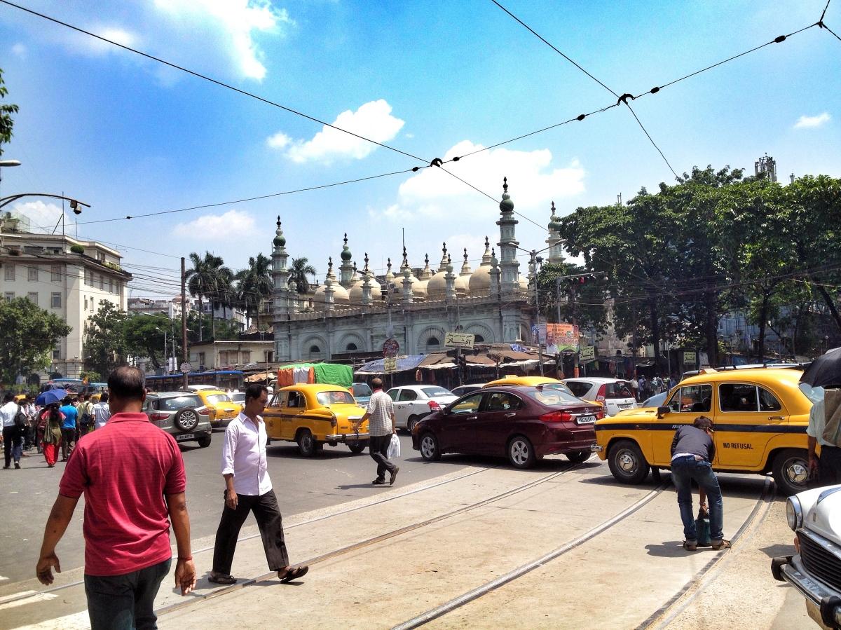 Hành trình Ấn Độ 5 tuần - Kì 1 - Kolkata
