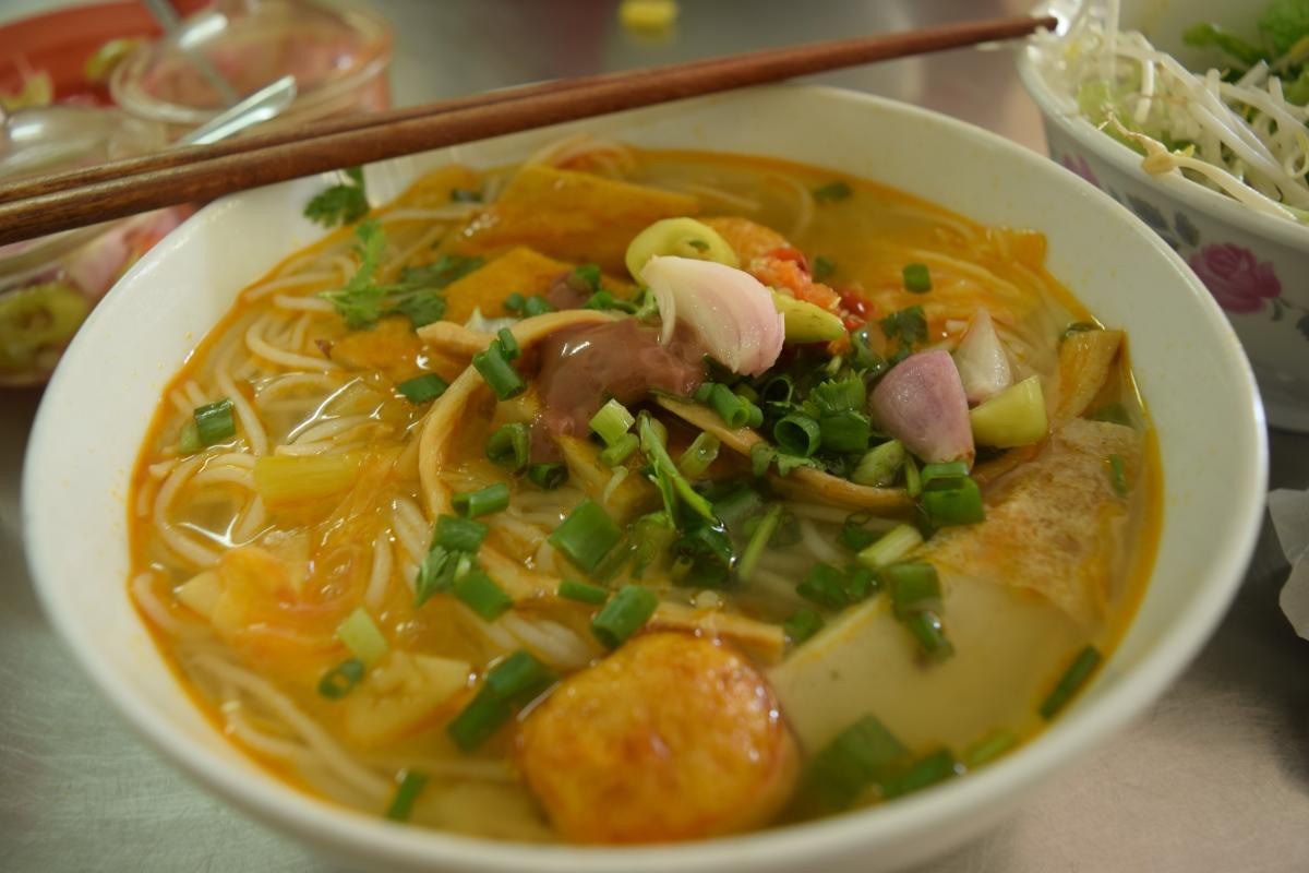 Món ngon Đà Nẵng theo trải nghiệm của My - Food in Da Nang, Central Vietnam